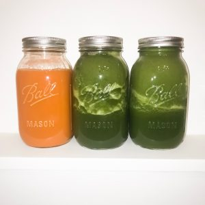 natural sugar green smoothie