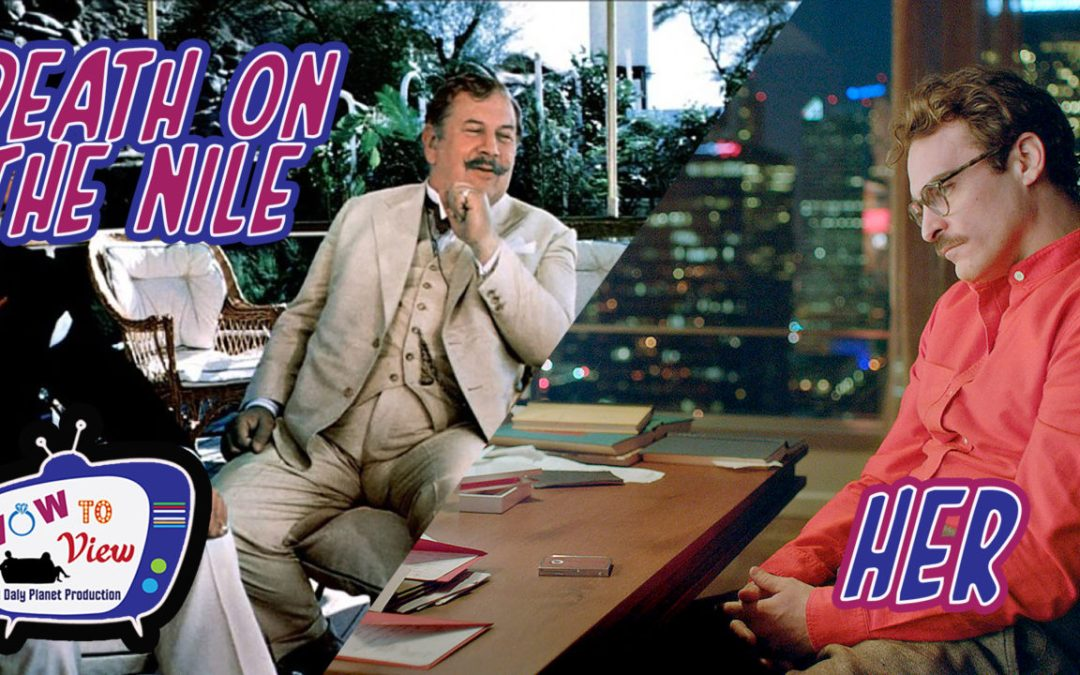 Vow To View - Episode 13: DEATH ON THE NILE / HER – Doof! Media