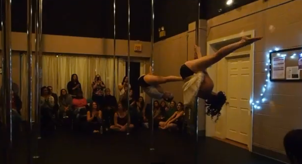 Synchronized Pole Dancing | doomthings
