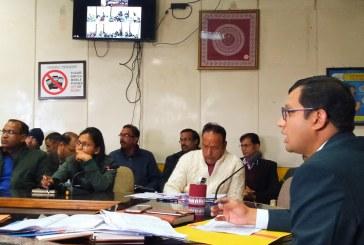 अल्मोड़ा: जनता मिलन कार्यक्रम में एक दर्जन शिकायतें दर्ज, सीडीओ ने सुनीं शिकायतें