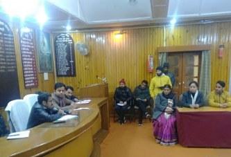 देहरादून:नगर पालिका परिषद की बैठक में नगर की समस्याओं पर की गई चर्चा