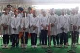 ओलंपस हाईस्कूल में धूमधाम से मना गणतंत्र दिवस