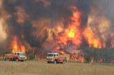 ऑस्ट्रेलिया में आग से हुई तबाही