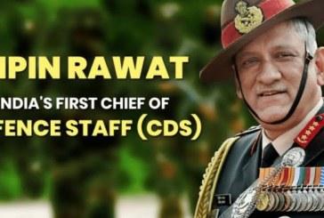 चीफ ऑफ डिफेंस स्टाफ  ने दी पाकिस्तान को चेतावनी