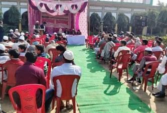 हरिद्वार: अल्पसंख्यक कल्याण विभाग की योजनाओं के प्रचार प्रसार के लिए शिविर आयोजित