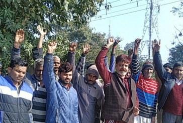 हरिद्वार: शिरडी के साईं धाम पर महाराष्ट्र सरकार की उल जलूल बेतुकी बयानबाजी का किया विरोध