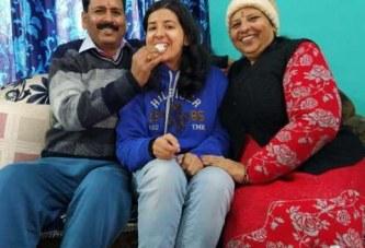 हल्द्वानी: इंडियन स्टैटिस्टिकल सर्विस परीक्षा-2019 में हल्द्वानी की प्रीति तिवारी ने सफलता हासिल की