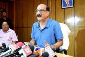 कोविड-19: कृषि एवं उद्यान मंत्री ने राज्य के किसान/बागवानों के समस्या पर परिचर्चा किया