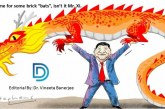 "Time for some brick ""bats"" , isn't it Mr. Xi."