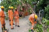 Restoration work in West Bengal in view of cyclone Amphan