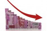 जीडीपी का 4.6 फीसदी रहा राजकोषीय घाटा