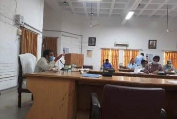 डीएम हरिद्वार ने डेंगू नियन्त्रण पर नयी रणनीति को लेकर की चर्चा, दिए दिशा-निर्देश