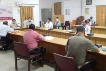 कोरोना संक्रमण हरिद्वार: डीमए ने बैंकों को आर्थिकी सुधार को लेकर दिए निर्देश