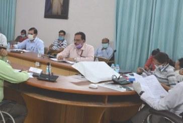 देहरादून: डीएम ने ली जिला स्तरीय समीक्षण समिति (डीएलआरसी) की बैठक
