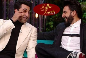 Ranbir Kapoor admitted 'he was forced' to appear on Koffee with Karan