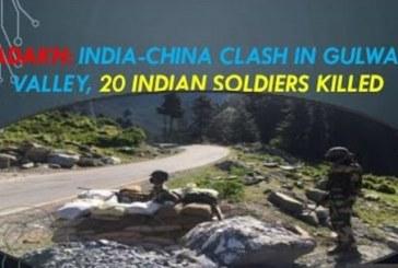 मुख्यमंत्री ने शहीद सैनिकों को श्रद्धांजलि देते हुए कहा कि चीन ने एक बार फिर से छलावा किया