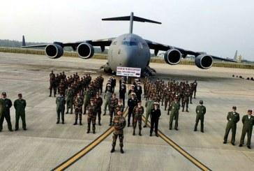मास्को में विजय दिवस की सैन्य परेड में लेंगे भाग