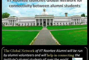 IIT Roorkee launches Global Network for connectivity between alumni students