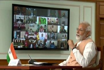 प्रधानमंत्री नरेंद्र मोदी ने कोरोना काल में एक बार फिर मुख्यमंत्रियों को संबोधित किया है
