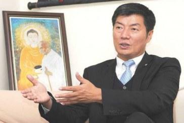तिब्बत की निर्वासित PM: लद्दाख भारत का हिस्सा