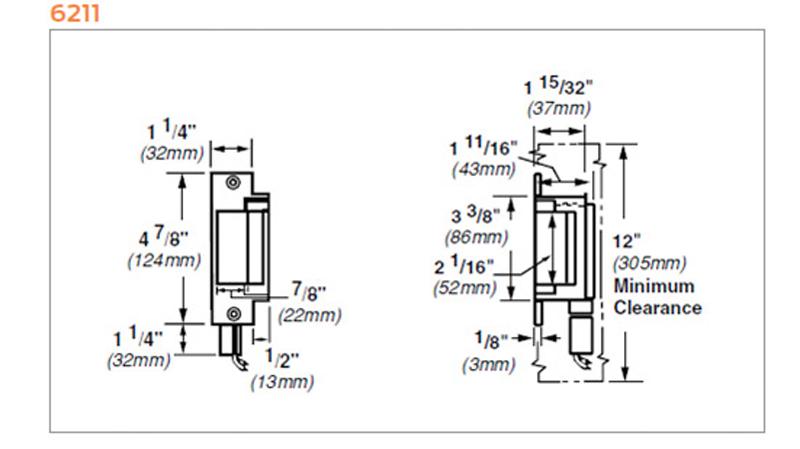VD62111?resize=665%2C373 hes 1006 electric strike wiring diagram wiring diagram  at n-0.co