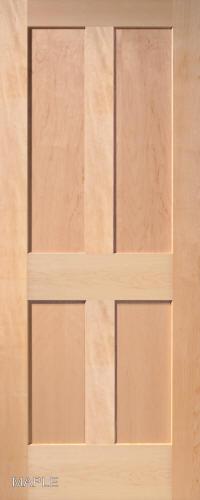 Homestead Interior Doors Traditional 4 Panel Door