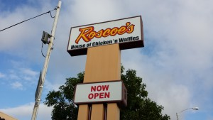 roscoes sign