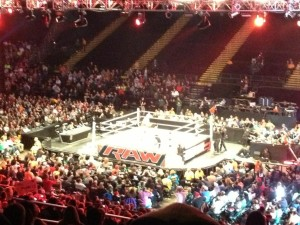 half empty raw arena