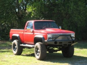 big ol truck