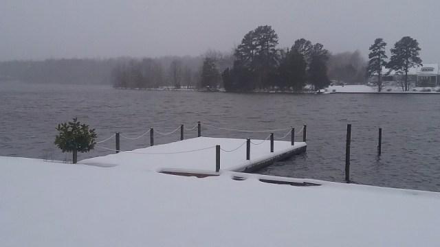 snowondock