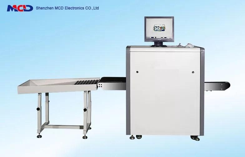 Security Equipment X Ray Machine