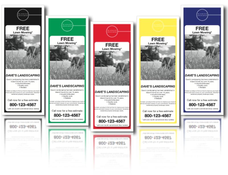 Door Hangers Fast Printing Free Easy Online Templates