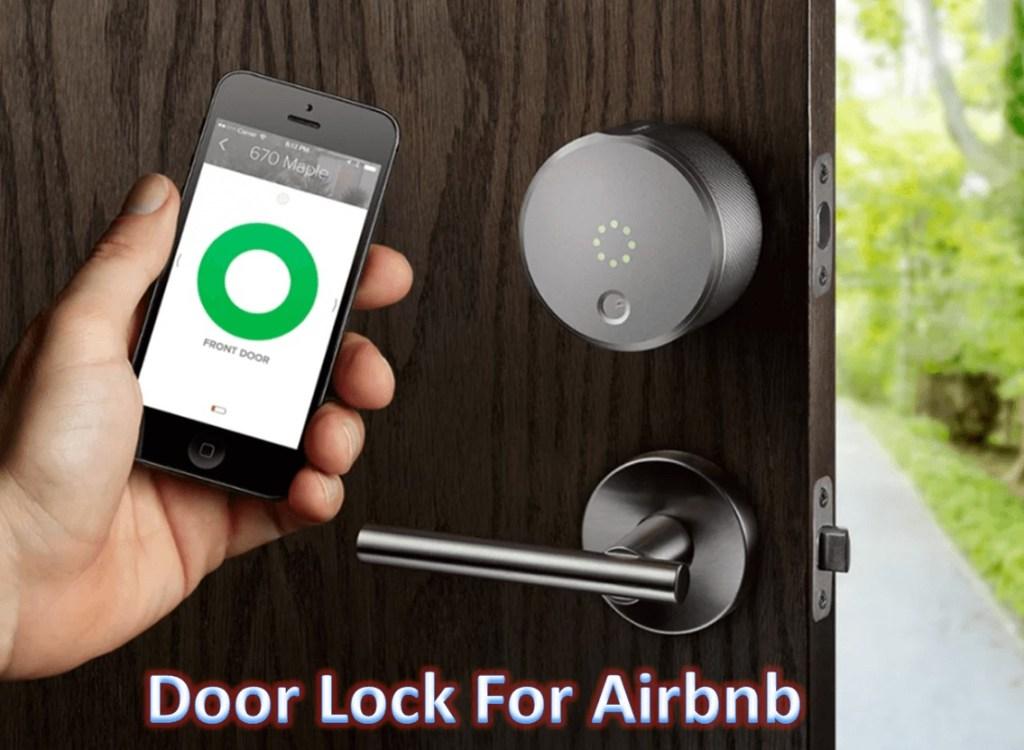 BEST DOOR LOCK FOR AIRBNB