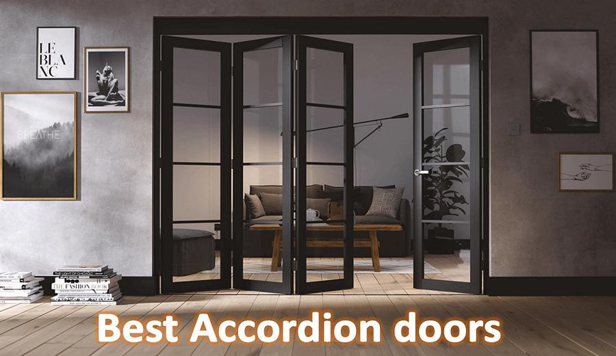 Best Accordion Doors