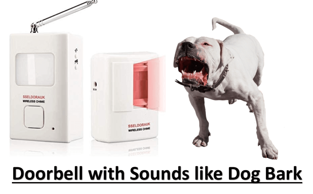 08 Best Doorbell with Sounds like Dog Bark 2021 (Best Reviews)