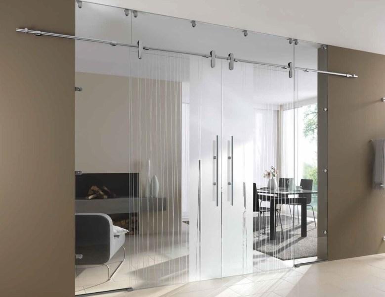 interior glass sliding double doors interiors design wallpapers
