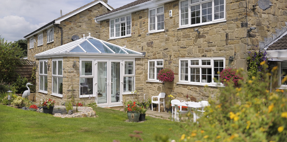 conservatory in mansfield nottingham