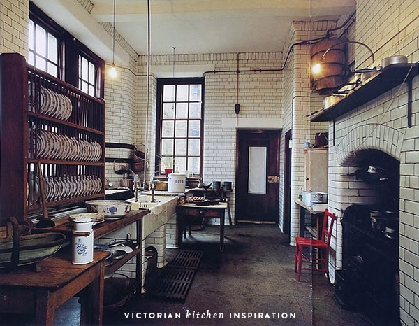 Victorian kitchen