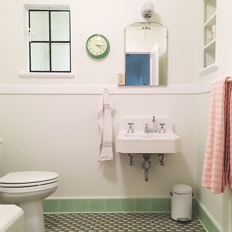 Vintage Bathroom Restoration - doorsixteen.com
