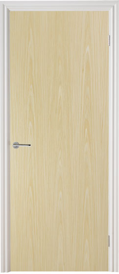Ash Veneer Match Flush Doors