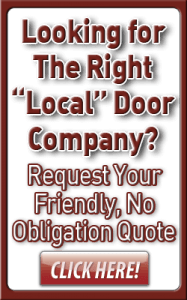 Sectional Door Repair Toronto