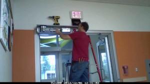 Commercial Doors Repair Bolton