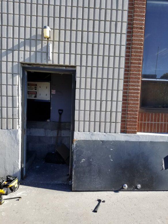 Door Frame Hinge Support Toronto