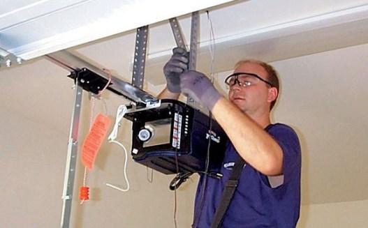 Garage Opener Installation