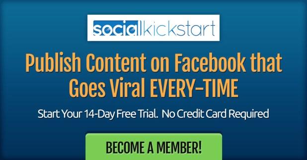 Social Kickstart banner