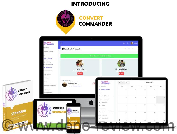 Convert Commander Review