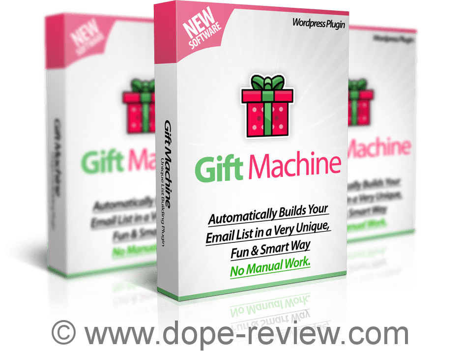 WP Gift Machine
