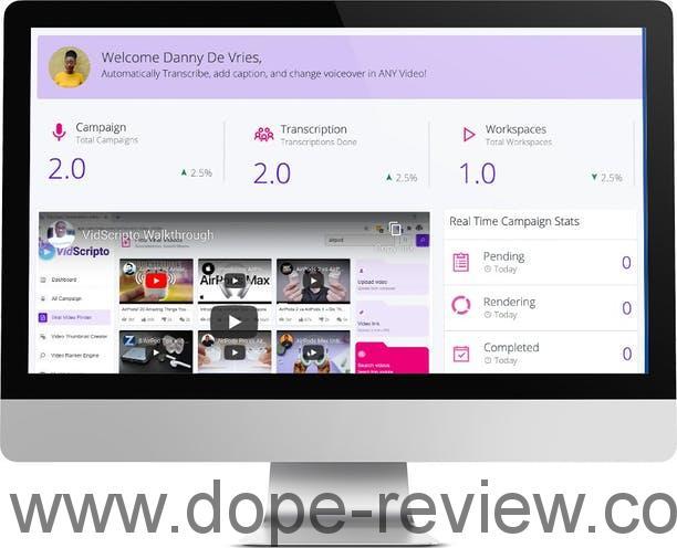 VidScripto Review