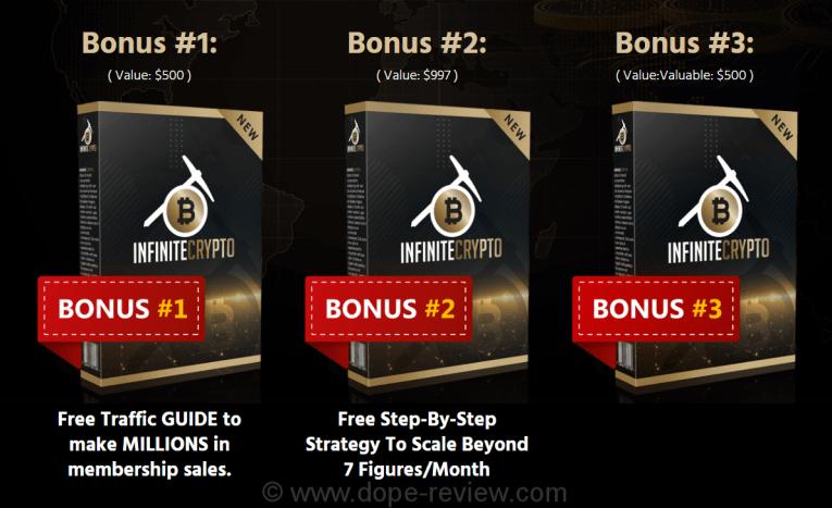Infinite Crypto Bonus