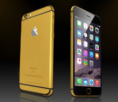 iphone 6 gold price in USA